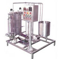 Dairy Plants & Equipment